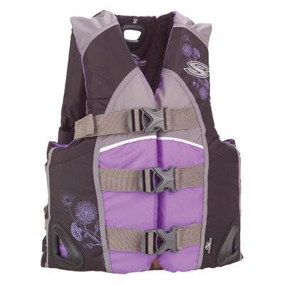 PFD Women's V-Flex Illusion Series Nylon Life Jacket