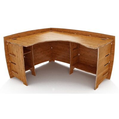 Legare Furniture Sustainable Series Corner Desk