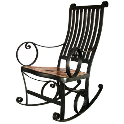 Ironhorse Indoor / Outdoor Rocking Chair