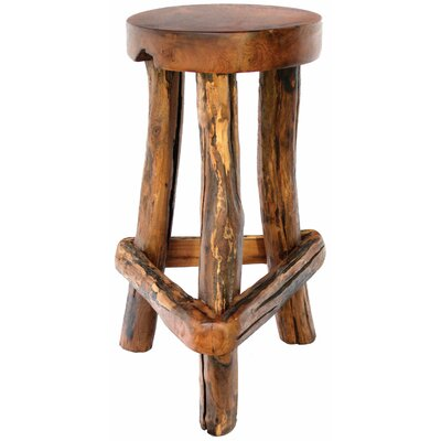Sawtooth Bar Stool
