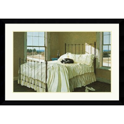 Amanti Art Lazy Afternoon Framed Art Print by Zhen-Huan Lu