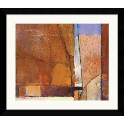 Amanti Art Canyon I Framed Art Print by Tony Saladino
