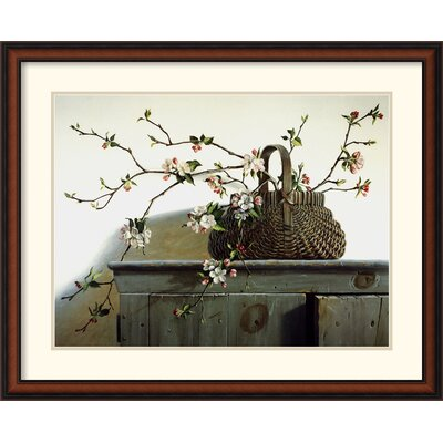 Apple Blossoms Framed Print by Pauline Eble Campanelli