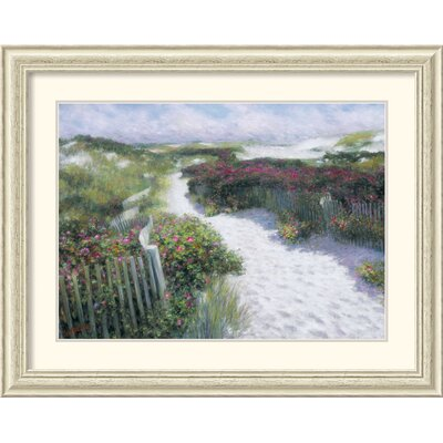 Amanti Art Revisited Again and Again Framed Print by Greg Singley