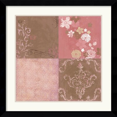 Princess Blossoms Framed Print by Bohemia Studios