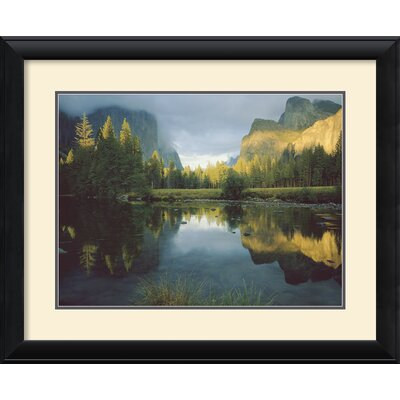 Amanti Art Clearing Summer Storm Framed Print by William Neill