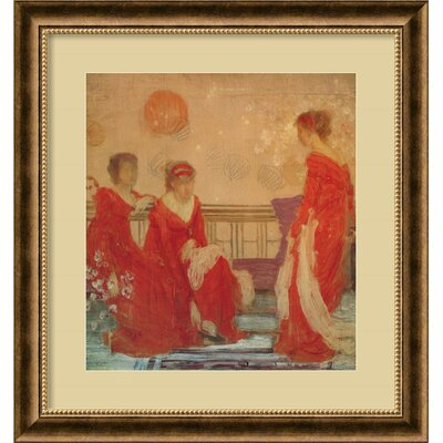 Amanti Art Harmony Framed Print Wall Art