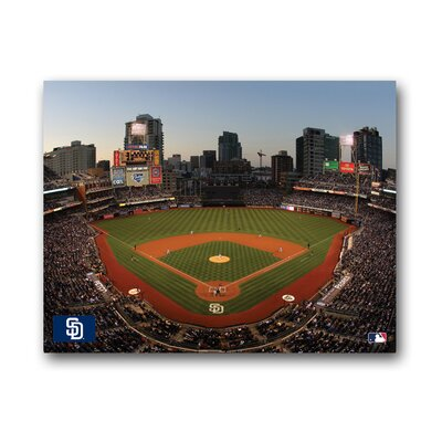 Artissimo Designs MLB Stadium Canvas Wall Art