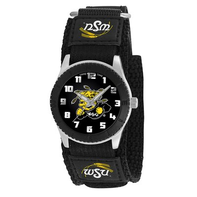 Game Time NCAA Black Rookie Series Watch