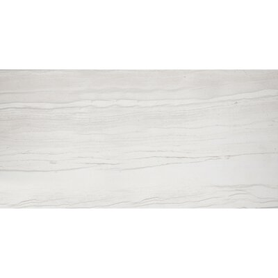 "Emser Tile Motion 12"" x 24"" Glazed Porcelain Tile in Cue"