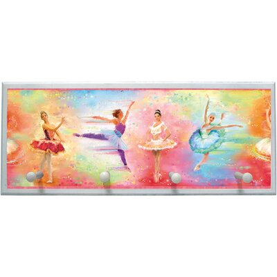 Illumalite Designs Ballerina Plaque