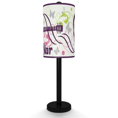 Illumalite Designs Rock Star Table Lamp