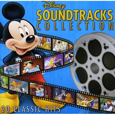 Super D Disney Soundtracks Collection CD