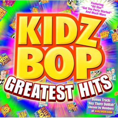 Super D Kidz Bop Greatest Hits CD
