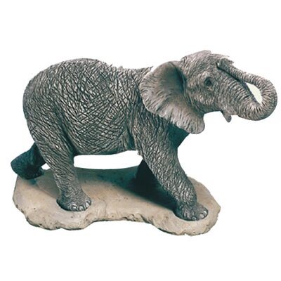 Sandicast Original Size African Elephant Sculpture