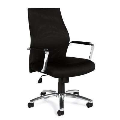 Offices To Go High-Back Mesh Back Managerial Chair