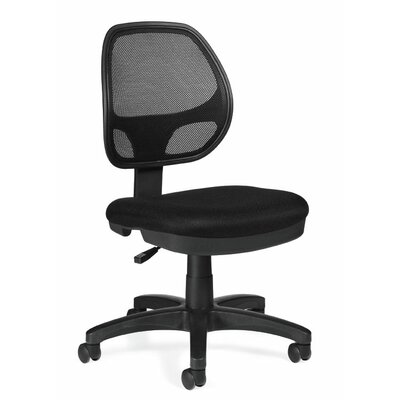 Offices To Go Low-Back Mesh Task Chair
