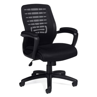 Offices To Go High-Back Mesh Tilter Executive Chair