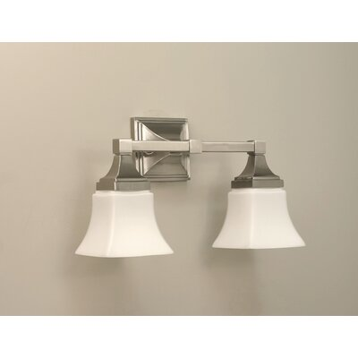 Premier Faucet Union Square Vanity Light Fixture with Two Lights