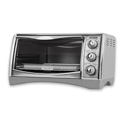 Black &amp; Decker Perfect Broil Convection Toaster Oven