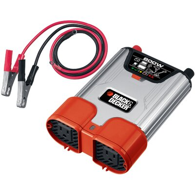 Black & Decker 800W Power Inverter