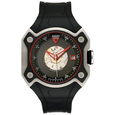 Men's Automatic Watch in Black