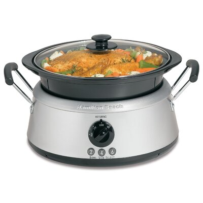 Hamilton Beach 3-in-1 Slow Cooker