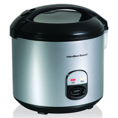 Hamilton Beach Rice Cooker and Food Steamer