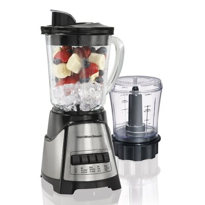 Hamilton Beach Power Elite Blender and Chopper