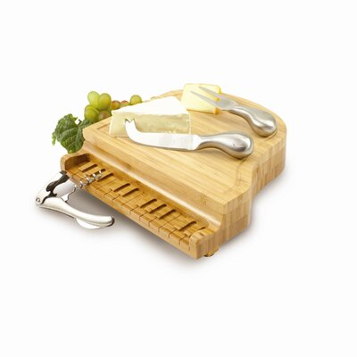 Picnic Time Piano Cheese Board