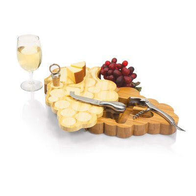 Grapes Cutting Board
