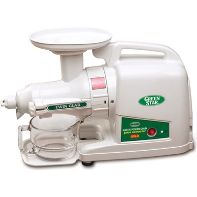 Tribest Green Star Gold Juicer