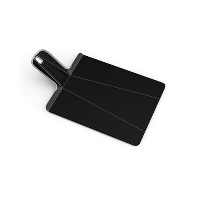Joseph Joseph Chop2Pot Plus Large Chopping Board in Black