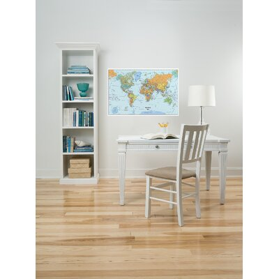 WallPops! World Dry-Erase Map Decal