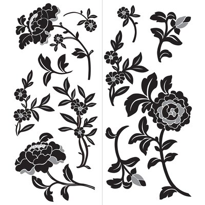 WallPops! Sheets Brocade Wall Art