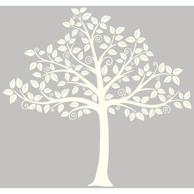 WallPops! Wall Art Silhoutte Tree Wall Decal Kit