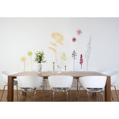Brewster Home Fashions Spirit Field of Herbs Decals