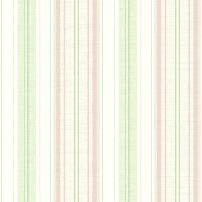 Willow Cottage Stripe Wallpaper