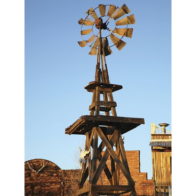 Ultimate Western Windmill Wall Mural