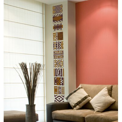 Brewster Home Fashions Euro Tribal Wall Decals