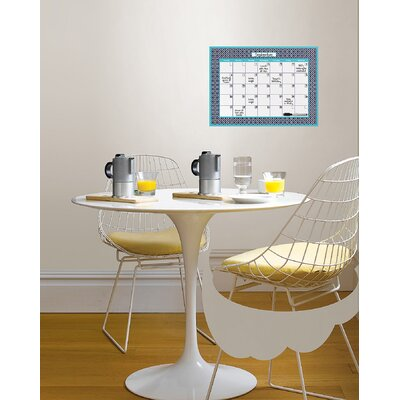 Brewster Home Fashions Jonathan Adler WallPops Honeycomb Monthly Calendar Wall Decal