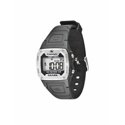 Freestyle Shark Classic Mid Watch in Silver / Black