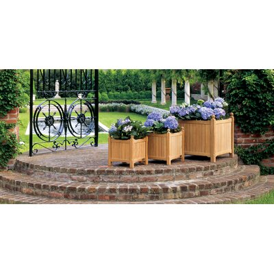 Oxford Garden English Square Planter