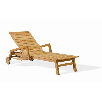 Oxford Garden Siena Chaise Lounge