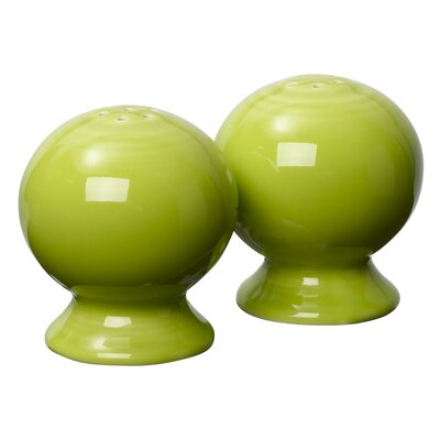 Fiesta® Lemongrass Salt and Pepper Set