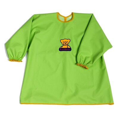 BabyBjorn Eat and Play Smock in Green