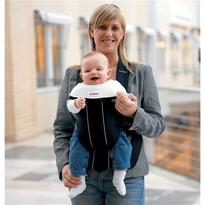 BabyBjorn Original Terry Baby Carrier
