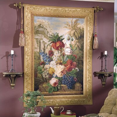 Tapestries, Ltd. Paradise Floral Grand Tapestry