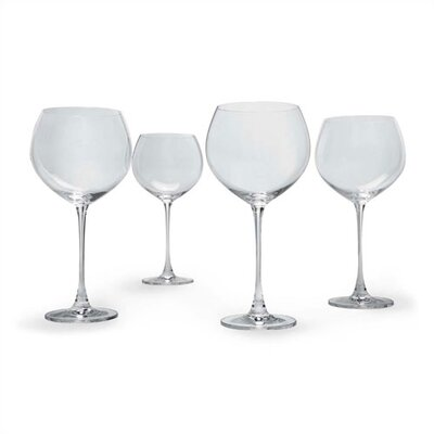 Tuscany Classics Crystal Grand Beaujolais Wine Glasses (Set of 4)