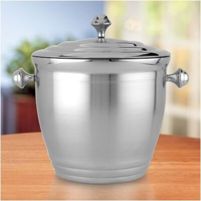 Lenox Tuscany Classics Stainless Ice Bucket